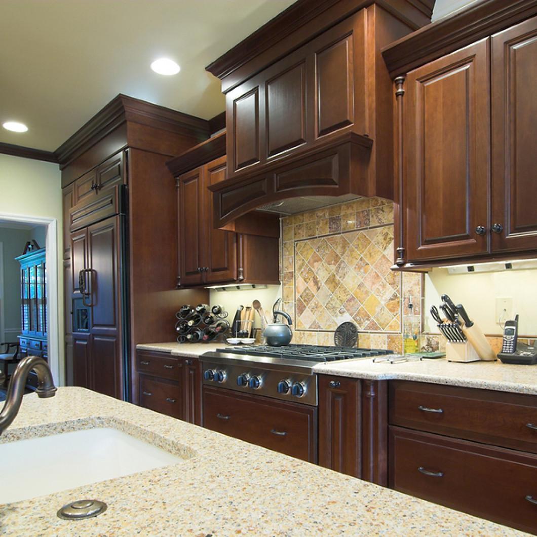 Kitchen Tile Work: Bathroom & Kitchen Remodeling, Tile Installation, Cabinetry: Yakima, WA